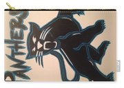 Panthers Nfl Logo Carry-all Pouch