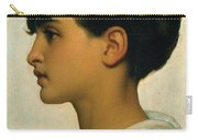 Paolo Carry-all Pouch by Frederic Leighton