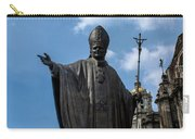Papa Juan Pablo II - Mexico City I Carry-all Pouch