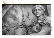 Papal Statues Inside St Peter's Basilica Carry-all Pouch