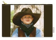 Papa's Big Hat 1 Carry-all Pouch