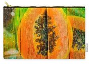 Papaya Dreaming Carry-all Pouch