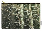 Paper Cactus Carry-all Pouch