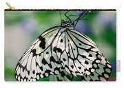 Paper Rice Butterfly Carry-all Pouch