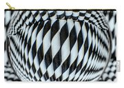 Paper Straw Patterns Carry-all Pouch