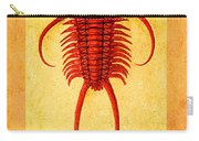 Paraceraurus Fossil Trilobite Carry-all Pouch