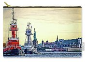 Parade Of Tugs, Hudson River, New York City Carry-all Pouch