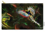 Paradise Bird Carry-all Pouch