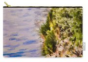 Paradise Lake Shore Carry-all Pouch