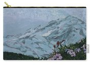 Paradise Mount Rainier Carry-all Pouch