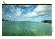 Paradise On Earth, Florida Keys Carry-all Pouch