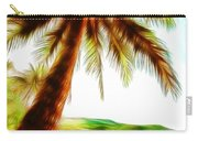 Paradise Palm Carry-all Pouch