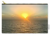 Paradise Sunset Oasis Carry-all Pouch