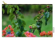 Parakeet South Maui Carry-all Pouch