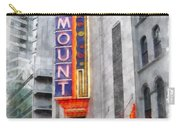 Paramount Theater Boston Ma Carry-all Pouch