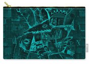 Paramount Turquoise Carry-all Pouch