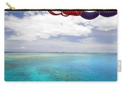 Parasail Over Fiji Carry-all Pouch