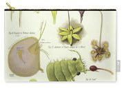 Parasites And Insectivorous Plants Carry-all Pouch