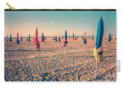 Parasols Of Deauville Carry-all Pouch