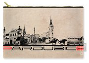 Pardubice Skyline City Carry-all Pouch