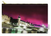 Paris At Night 18 Art Carry-all Pouch