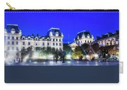 Paris At Night 21art Carry-all Pouch