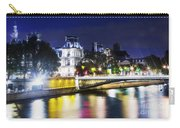 Paris At Night 22 Carry-all Pouch