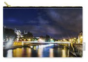 Paris At Night 23 Carry-all Pouch