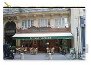 Paris Cafe Bistro Vivienne - Paris Cafes Bistro Restaurant-paris Cafe Galerie Vivienne Carry-all Pouch