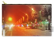 Paris Champs-elysees Carry-all Pouch