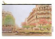 Paris, City Of Lovers Carry-all Pouch
