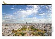 Paris City View 20 B Carry-all Pouch