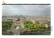 Paris City View 27 Carry-all Pouch