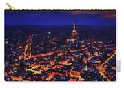 Paris City View Carry-all Pouch