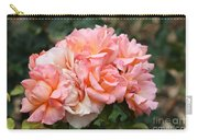 Paris Garden Roses Carry-all Pouch