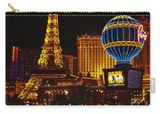 Paris In Las Vegas-nevada Carry-all Pouch