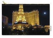 Paris Las Vegas Carry-all Pouch