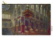 Paris: Notre Dame, 1841 Carry-all Pouch