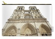 Paris Notre Dame Carry-all Pouch
