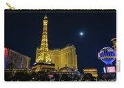 Paris On The Strip Carry-all Pouch