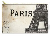 Paris, Ooh La La 1 Carry-all Pouch