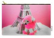 Paris Poodle Carry-all Pouch