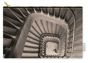 Paris Staircase - Sepia Carry-all Pouch