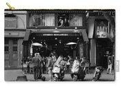 Paris Street Life 4b Carry-all Pouch