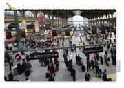 Paris Train Station Carry-all Pouch