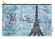Paris - V01t01a Carry-all Pouch