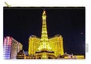 Paris Vegas Carry-all Pouch