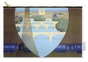 Paris Venice Railway, Orient Express Carry-all Pouch
