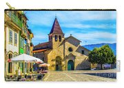 Parish Church Of Chaves Carry-all Pouch