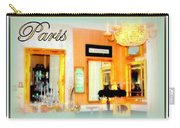 Parisian Salon Carry-all Pouch